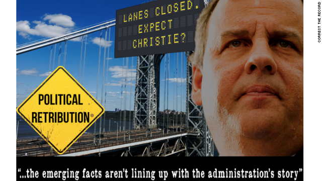 First on CNN: Dem group goes after Chris Christie on bridge controversy