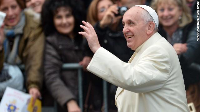 El papa Francisco elige a los primeros 19 cardenales de su pontificado
