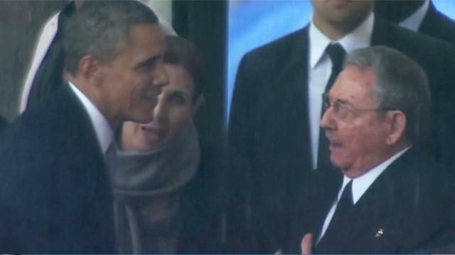 Obama y Castro hablarían en la Cumbre de las Américas en Panamá