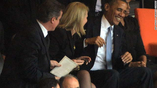 Obama selfie: Danes surprised by global attention