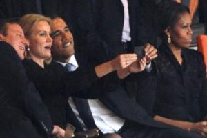 El contexto de la 'selfie'