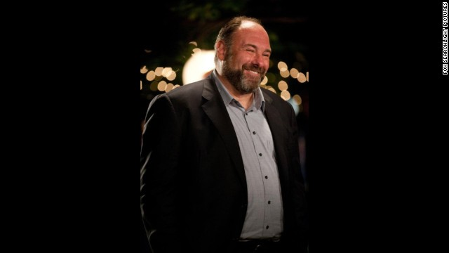 "Outstanding male actor in a supporting role: James Gandolfini ""Enough Said"" (pictured); Barkhad Abdi ""Captain Phillips;"" Daniel Brühl ""Rush;"" Michael Fassbender ""12 Years a Slave;"" Jared Leto ""Dallas Buyers Club."""