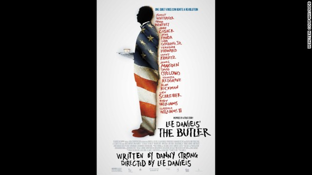 "Outstanding cast in a motion picture: ""Lee Daniels' The Butler"" (pictured); ""12 Years a Slave,"" ""American Hustle,"" ""August: Osage County,"" ""Dallas Buyers Club."""
