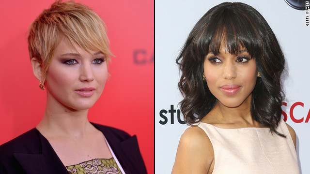 Readers Favorites': Pick your top female celebs of 2013