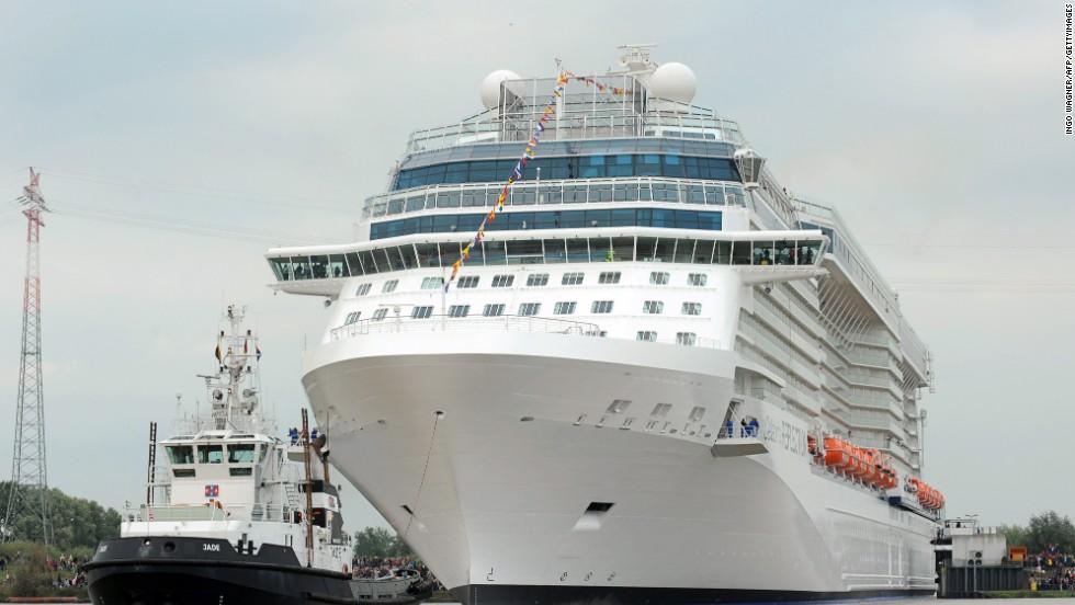"""El crucero más asequible: """"Reflection"""" de Celebrity"""