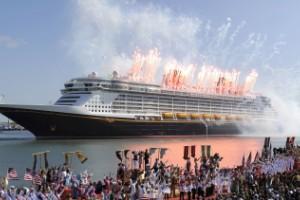 "El mejor crucero para familias: ""Disney Dream"