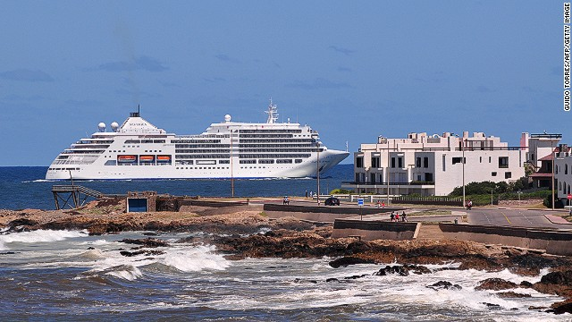 "This 270-cabin luxury ship tops the rankings for best cruise ships for singles. U.S. News and World Report doesn't include specific reasons why singles should book this trip (no juicy stories, sorry). It simply cites expert and user reviews. The ""Silver Spirit"" also places number one in the Best Cruise in the Mediterranean category."