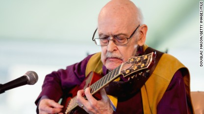 Guitarist Jim Hall