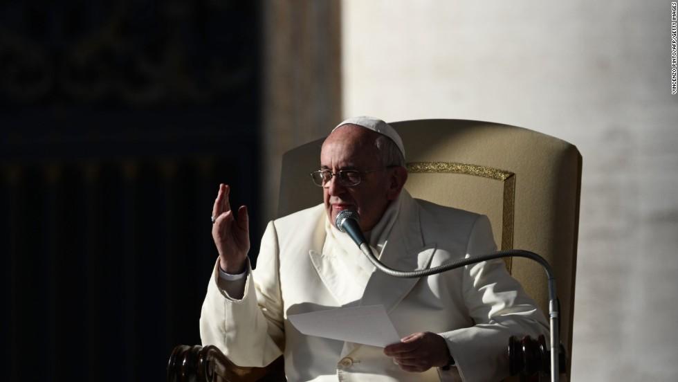 """""""La ideología marxista es errónea"""", dice el papa Francisco"""
