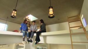 Hanae Terado, left, and her husband Tatsumi, center, at their \