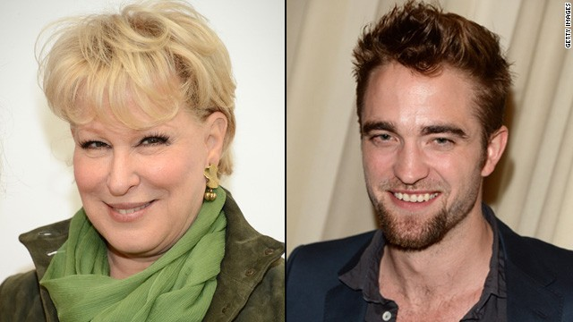 Bette Midler to play Mae West, and R. Patz finds a new job