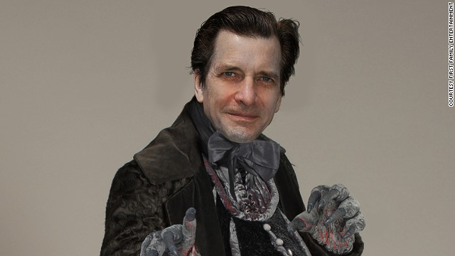"Dirk Benedict (who played Lieutenant Templeton ""Faceman"" Peck in The ""A-Team"" television series) as King Rat in ""Dick Whittington,"" in Milton Keynes (2010)."