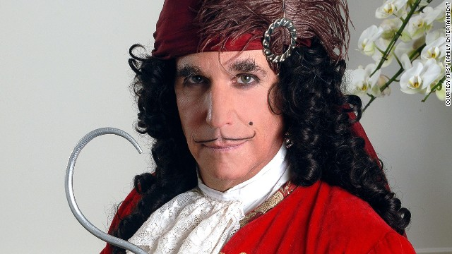 Pantomime is a British Christmas tradition that sees classic fairy tales brought to life onstage. In recent years, international TV and movie stars have been gracing the panto stage. Pictured, Henry Winkler makes his debut as Hook at New Wimbledon Theatre (2006).