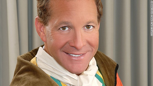 "Steve Guttenberg (""Three Men and A Baby"" and four ""Police Academy"" films) as Baron Hardup in ""Cinderella"" at the Churchill Theatre, Bromley (2008). Guttenberg apparently turned down two movie offers to play Baron Hardup -- taking the advice of his good friend Henry Winkler."