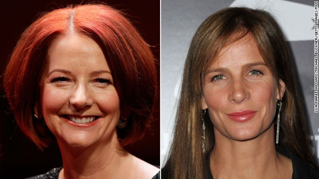 Australian actor Rachel Griffiths (pictured right) is set to play former Prime Minister Julia Gillard in a new drama, based on a book by political journalist Kerry-Anne Walsh.