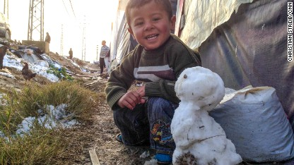 Syrian refugees face miserable winter