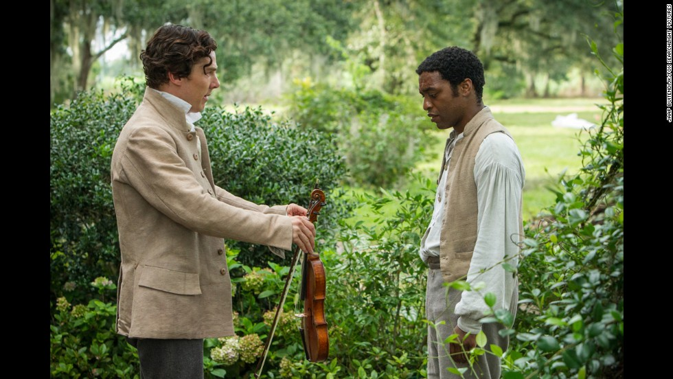 "The nominations for the 71st annual Golden Globes were announced Thursday morning. Nominated for best motion picture -- drama were ""12 Years a Slave"" (pictured), ""Captain Phillips,"" ""Gravity,"" ""Philomena"" and ""Rush."""