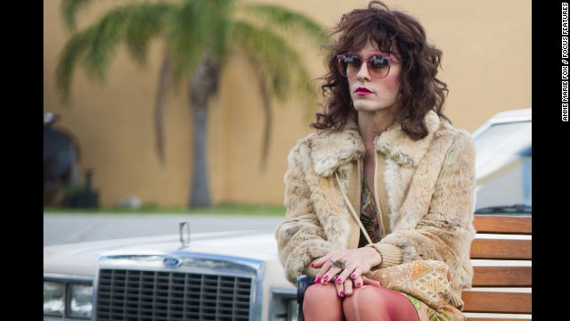 "Outstanding performance by a male actor in a supporting role: Jared Leto, ""Dallas Buyers Club"""