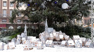 Croatia is the guest country at Strasbourg\'s 2013 Christmas celebrations.