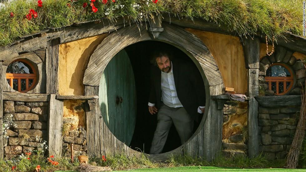1. Saca al Hobbit de aquí