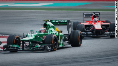 Motorsport: F1 set for 2015 expansion
