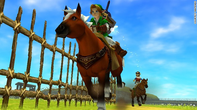 Hyrule's mesmerizing horseback riding scenes could be realized on the grassy fields of the Mongolian steppes.