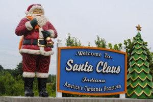 Santa Claus, Indiana, EE.UU.