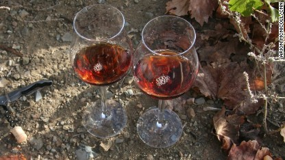 Commandaria: the oldest wine?