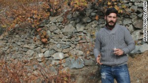 Winemaker Lefteris Mohianakis