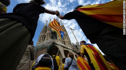 Catalonia independence vote rejected