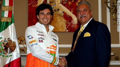 Motorsport: Perez joins Force India team