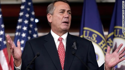 Boehner not taking it anymore from conservative groups