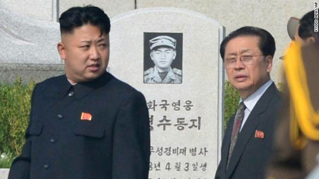 131213080830-un-thaek-1213-horizontal-gallery - How North Korea's Kim Jong Un got rid of his uncle - Asia | Middle East