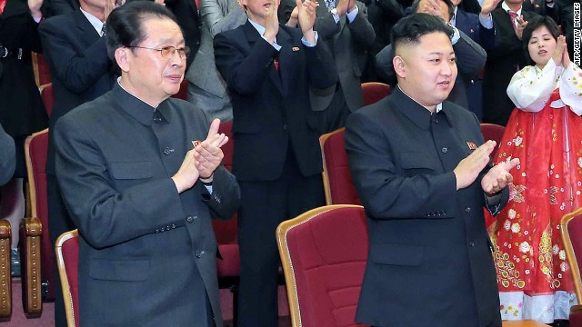 North Korea's Kim Jong Un lauds purge of executed uncle