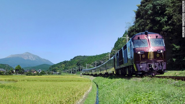 The 50th anniversary of the bullet train, several new festivals (in a country already in possession of some <a href='http://travel.cnn.com/tokyo/play/nakizumo-766811'>bizarre ones</a>), a new luxurious cruise train called Seven Stars offering visitors a spectacular new way to explore the prefecture of Kyushu -- there are plenty of reasons to visit Japan in 2014.