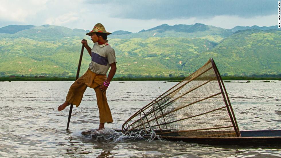 Myanmar (Birmania): el plan maestro del turismo