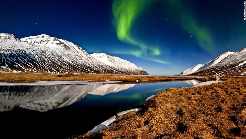 Islandia: la mejor aurora boreal