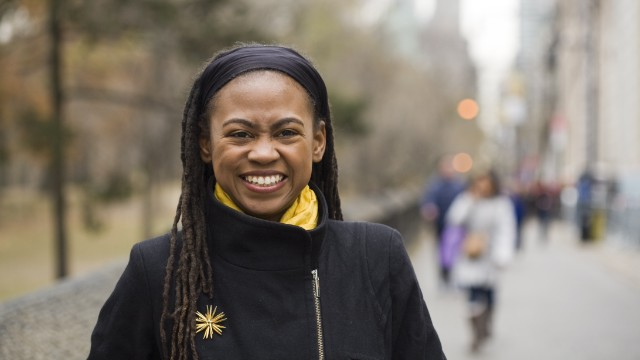 Jamia Wilson is the executive director of YTH -- Youth Tech Health -- an organization that advances youth health and wellness through technology. She's been named one of faces of the future of feminism and was part of a co-founding leadership committee of SPARK Movement.