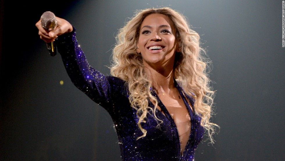 "Beyonce performs on stage during ""The Mrs. Carter Show World Tour"" at Staples Center on December 3, in Los Angeles. She surprised fans by dropping her fifth LP, entitled ""Beyonce,"" exclusively on iTunes with no advance notice. Here is a look back at her life and career:"