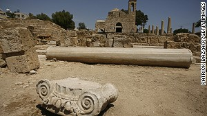 Paphos, a world archaeological treasure.