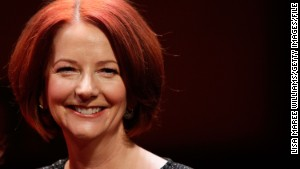 Fighting Words: Portrayal of Julia Gillard