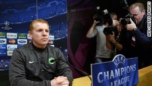 Neil Lennon, Celtic\'s manager, says the Green Brigade create a \
