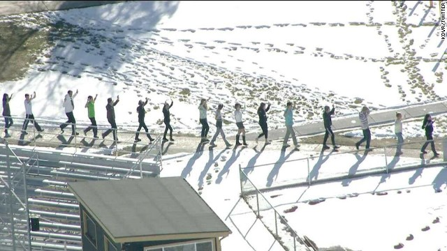 Shooting at Colorado school