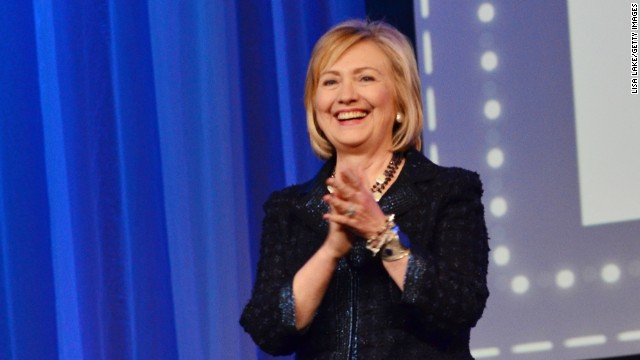 Hillary Clinton set for California swing in April