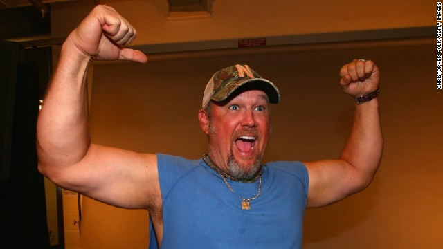 Daniel Lawrence Whitney, better known as the comedian Larry the Cable Guy, turned 50 on February 17.