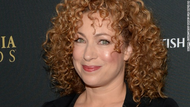 "Actress Alex Kingston, perhaps best known for her roles on the television series ""ER"" and ""Doctor Who,"" turned 50 on March 11."