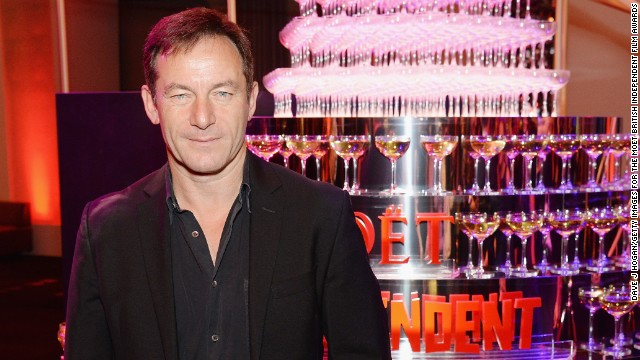 "Actor Jason Isaacs, who played Lucius Malfory in the ""Harry Potter"" films and Col. William Tavington in ""The Patriot,"" turned 50 on June 6."