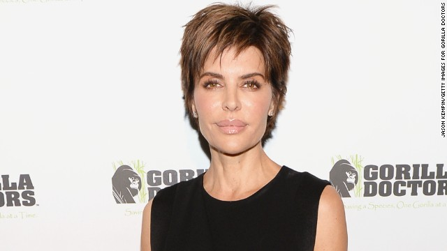 Actress and television host Lisa Rinna turned 50 on July 11.