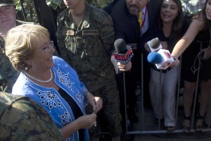 Michelle Bachelet vuelve a la presidencia de Chile