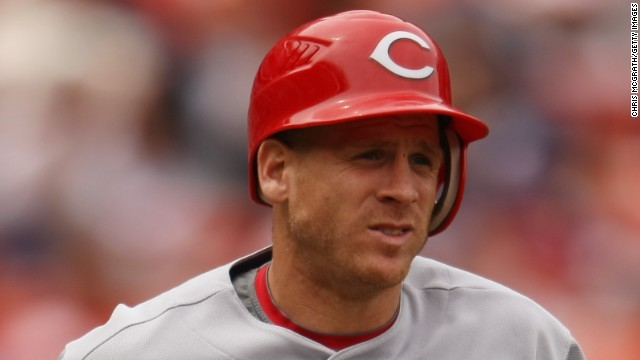 <a href='http://www.cnn.com/2013/12/15/health/baseball-ryan-freel-cte-suicide/'>Ryan Freel </a>became the first MLB player to be diagnosed with CTE nearly a year after he committed suicide at age 36.